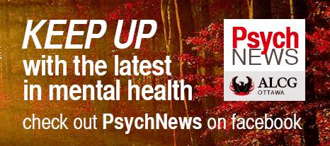 Check out PsychNews on facebook for the latest in mental health